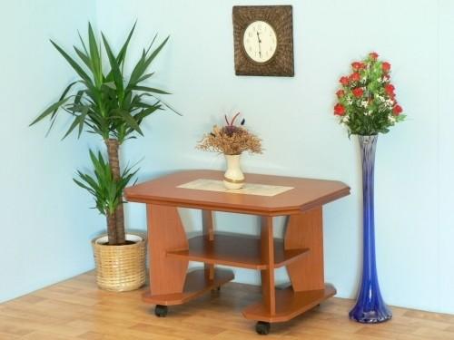 Konfereční stolek - dřevěný KD 28+kol