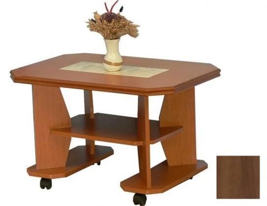 Konfereční stolek - dřevěný KD 28 (Ořech)
