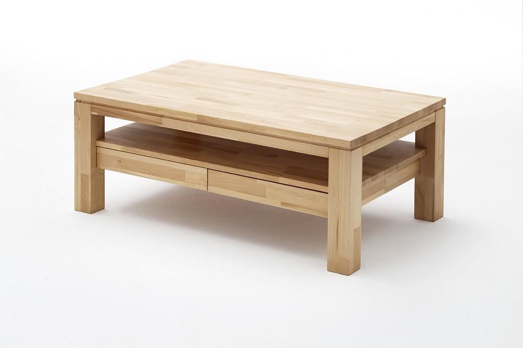 Konfereční stolek - dřevěný Konferenční stolek Alkor - 115x45x70 (buk, hnědá)