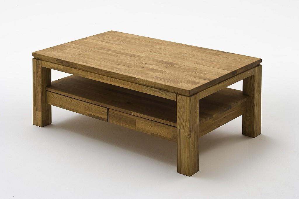 Konfereční stolek - dřevěný Konferenční stolek Alkor - 115x45x70 (dub, hnědá)