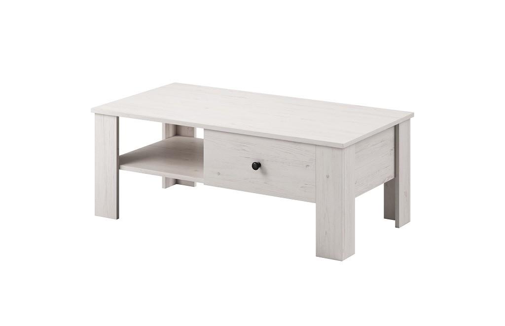 Konfereční stolek - dřevěný Konferenční stolek Daisy (borovice)