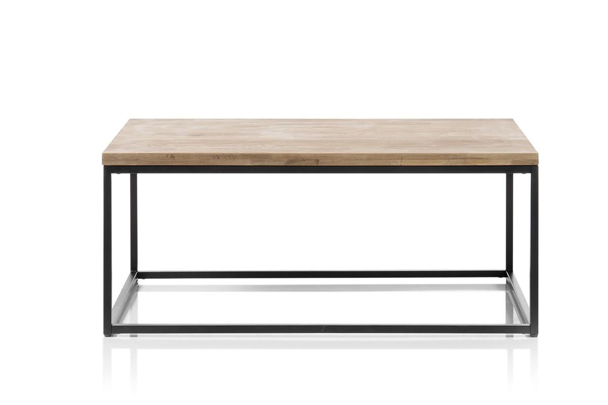 Konfereční stolek - dřevěný Konferenční stolek Devon (obdélník, hnědá)