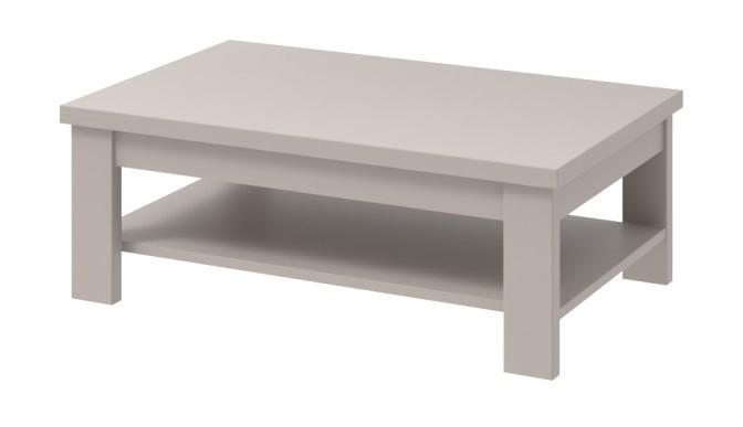 Konfereční stolek - dřevěný Konferenční stolek Domi - 110x70 (kašmír)