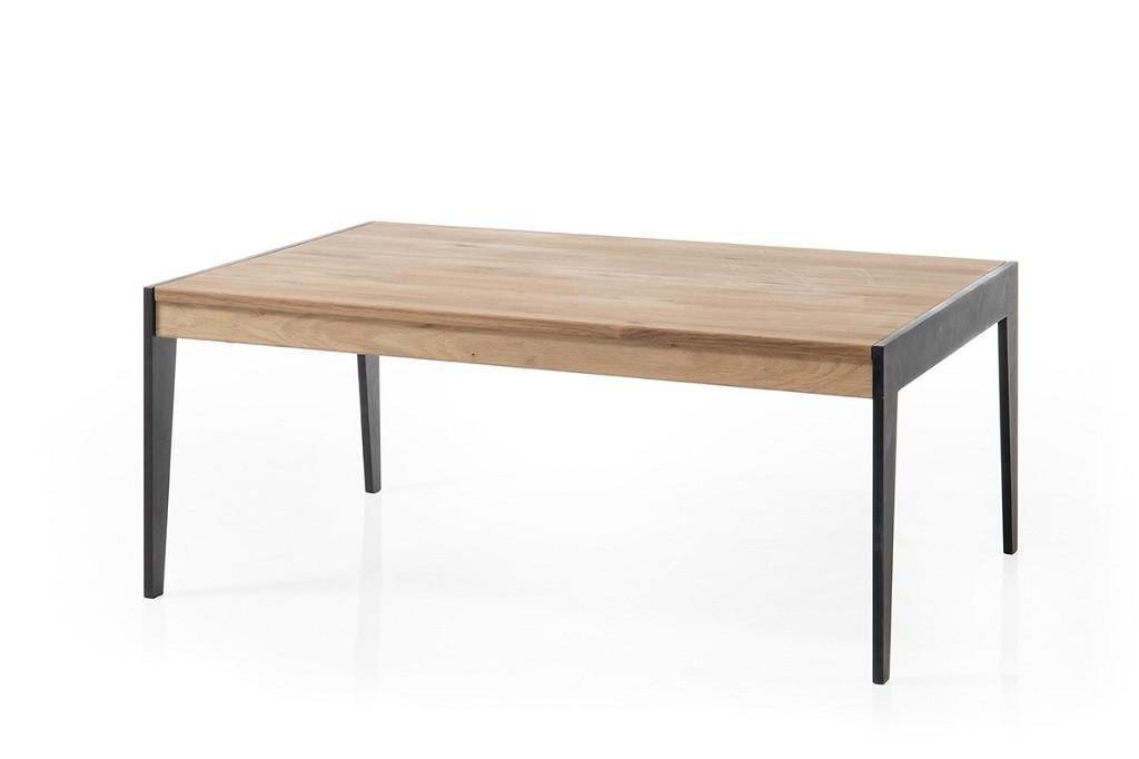 Konfereční stolek - dřevěný Konferenční stolek Durham (hnědá)