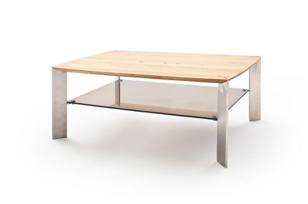 Konfereční stolek - dřevěný Konferenční stolek Harla - 120x41x70 (dub, hnědá)