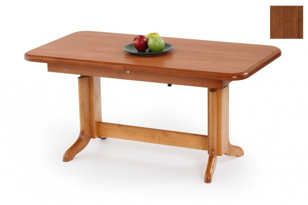 Konfereční stolek - dřevěný Konferenční stolek Karol (kaštan)