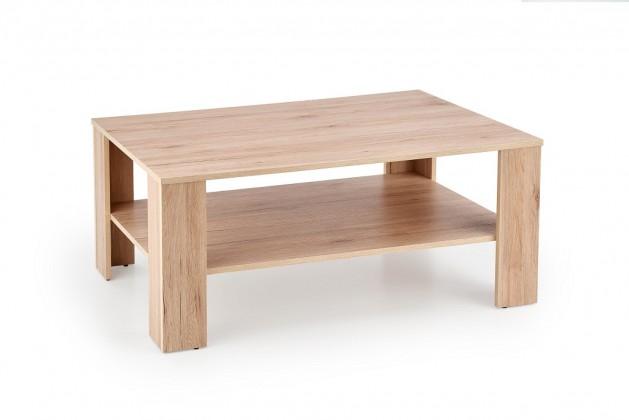 Konfereční stolek - dřevěný konferenční stolek kwadro (san remo)