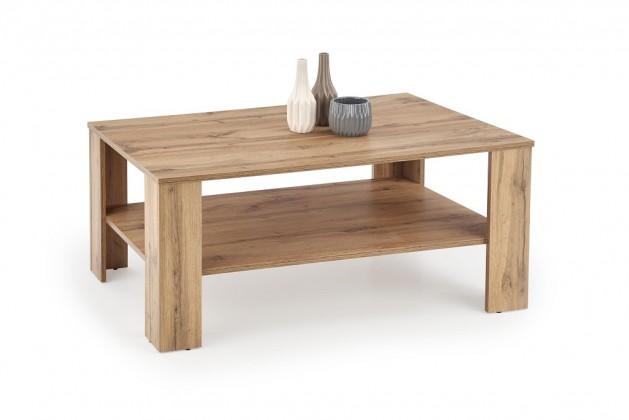 Konfereční stolek - dřevěný Konferenční stolek Kwadro (wotan)