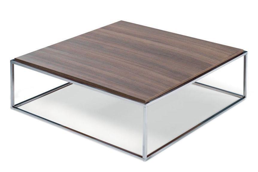 Konfereční stolek - dřevěný Konferenční stolek Lamina - nízký