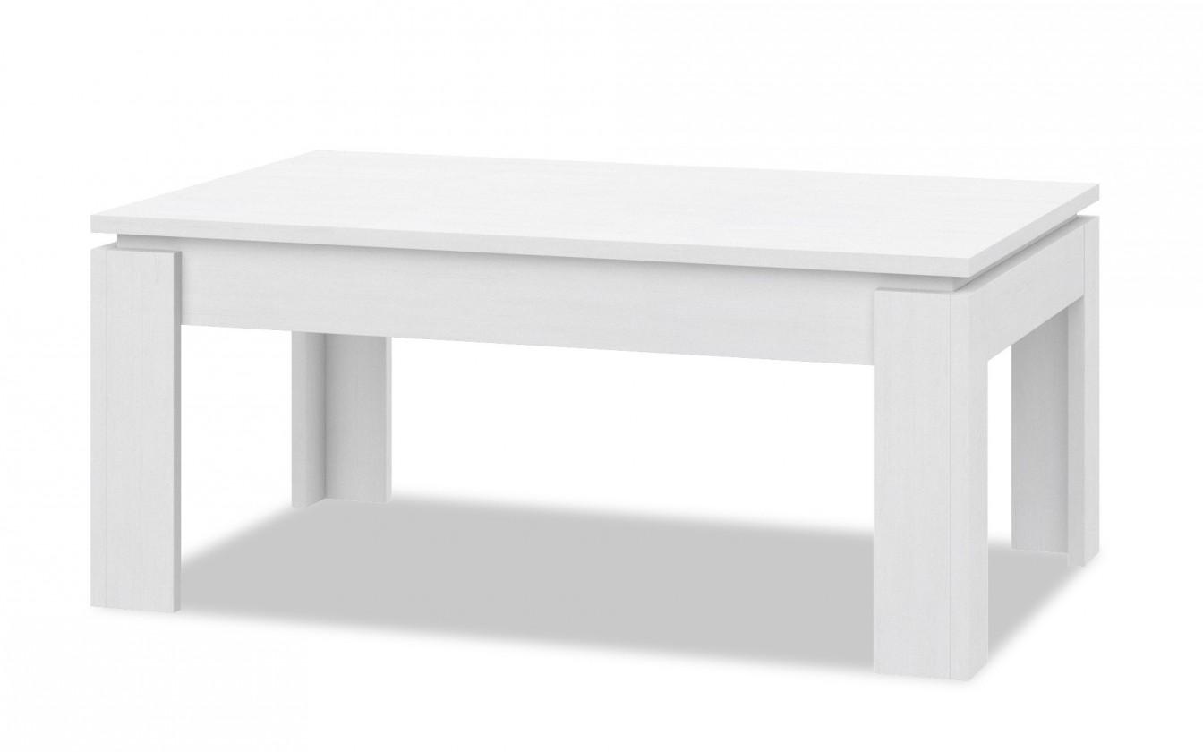 Konfereční stolek - dřevěný Konferenční stolek Norman (obdélník)