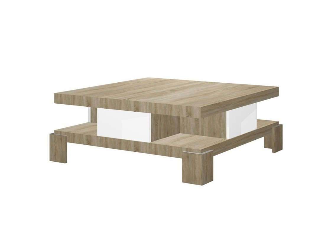 Konfereční stolek - dřevěný Konferenční stolek Salina