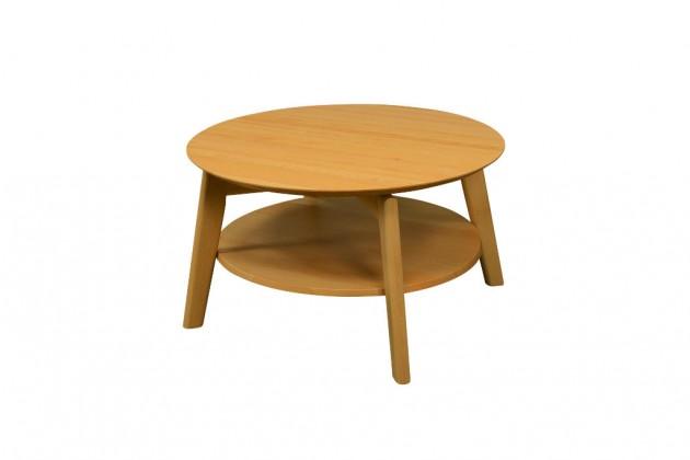 Konfereční stolek - dřevěný Konferenční stolek ST202001 dub