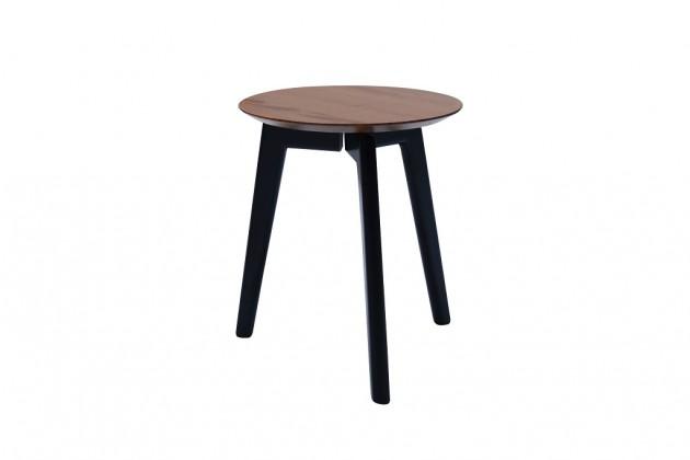 Konfereční stolek - dřevěný Konferenční stolek ST202007 (buk/buk černý)