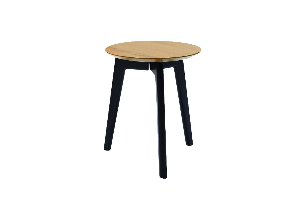 Konfereční stolek - dřevěný Konferenční stolek ST202007 dub / černý