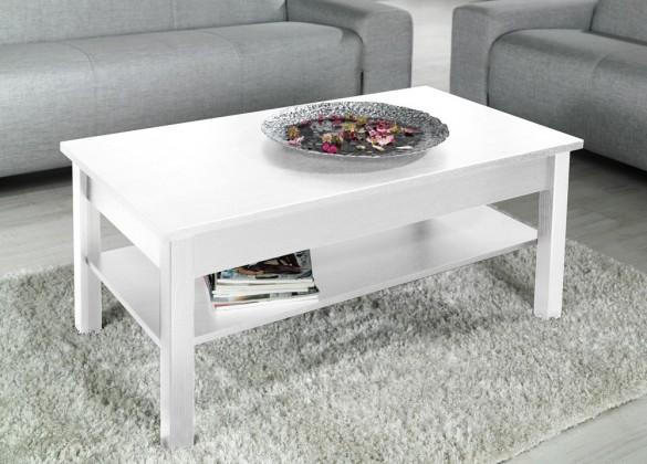 Konfereční stolek - dřevěný Lawa - konferenční stolek