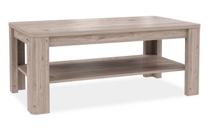 Konfereční stolek - dřevěný Locarno - Konferenční stolek, FLOT12-D46 (dub nelson)