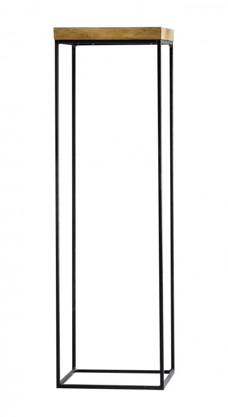 Konfereční stolek - dřevěný Loft - Konfereční stolek, 30x100x30 cm