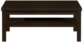 Konfereční stolek - dřevěný Orchid ORCT12 (Dub čokoládový)