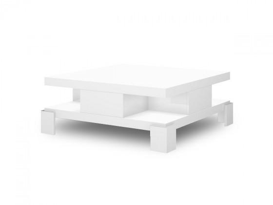Konfereční stolek - dřevěný Salina - konferenční stolek (jednobarevný)