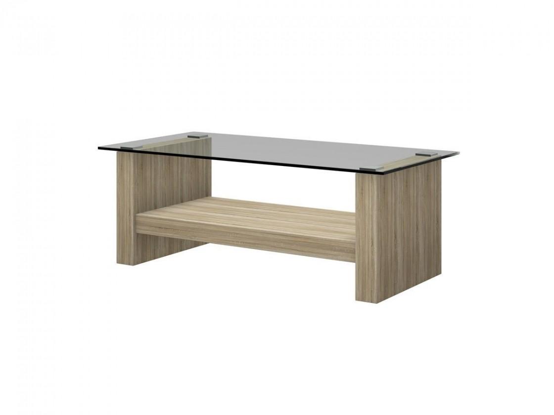 Konfereční stolek - dřevěný San Remo - konferenční stolek