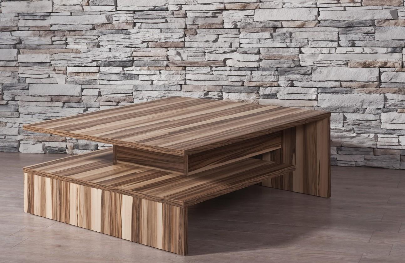 Konfereční stolek - dřevěný Selar II - Konferenční stolek