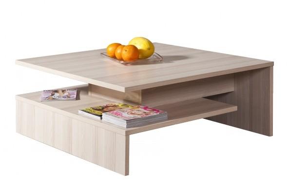 Konfereční stolek - dřevěný Selar III (Jasan coimbra)