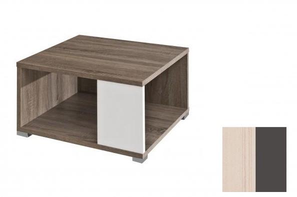 Konfereční stolek - dřevěný Squat (Jasan Coimbra/Grafit)
