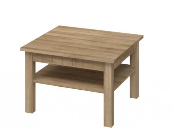 Konfereční stolek - dřevěný Tampere - Typ 40 (dub mountain)