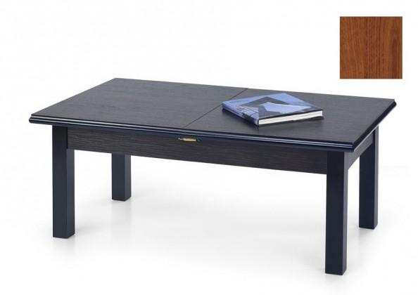 Konfereční stolek - dřevěný Tytus(kaštan)
