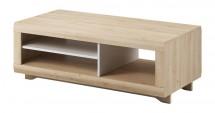 Konferenční stolek Avallon (buk ibsen/bílá)