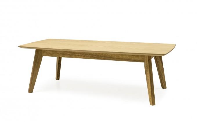 Konferenční stolek Bess (dub)