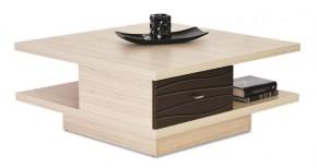 Konferenční stolek Cava - CV 1 (thuje/metalic bronz)