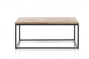 Konferenční stolek Devon (obdélník, hnědá)