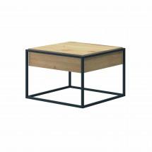 Konferenční stolek Duva nízký (dub)