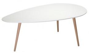 Konferenční stolek Gert - velký (bílá)