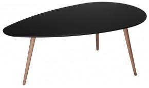 Konferenční stolek Gert - velký (černá)