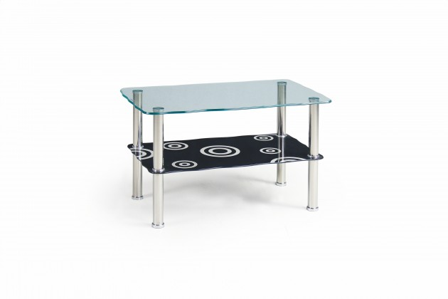 Konferenční stolek Halia (černá)