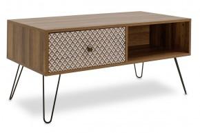 Konferenční stolek Jonsi (ořech, hnědá)