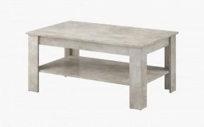 Konferenční stolek Nive - obdélník (beton jasný)