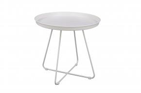 Konferenční stolek Pogorze - L (bílý)