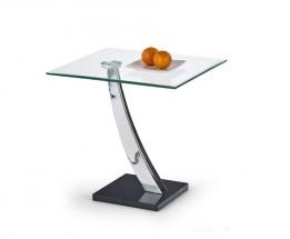 Konferenční stolek Serena (Sklo/Chrom/Mramor)