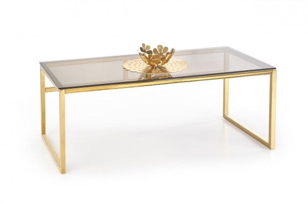 Konferenční stolek - skleněný Konferenční stolek Marlin (sklo)