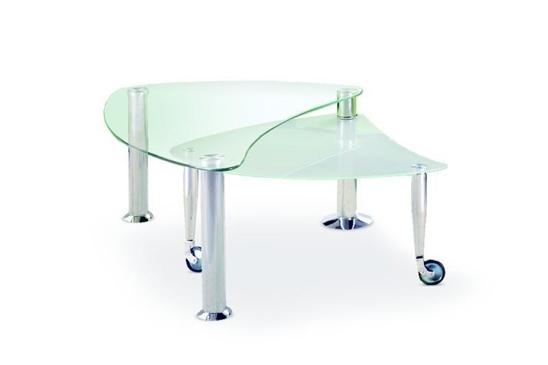 Konferenční stolek - skleněný Tess