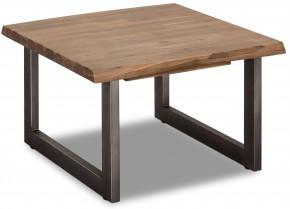 Konferenční stolek Sturla - 70x45x70 cm (hnědá)