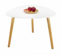 Konferenční stolek Summer - větší (bílá)