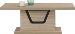Konferenční stolek Tes (jilm, korpus a fronty)