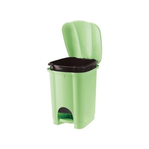 Koš na odpadky Carolina, 16l (zelená)