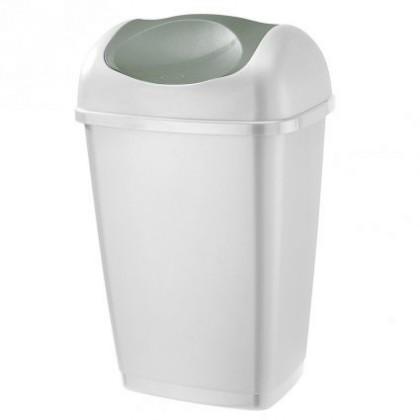 Koš odpadkový Grace, 25l (hnědá)