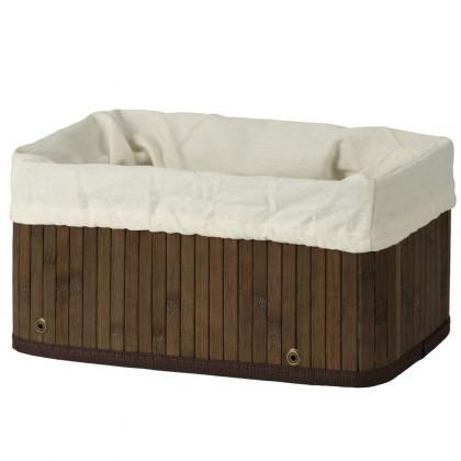Košík bambusový - malý