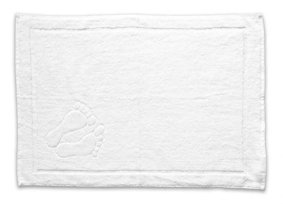 Koupelnová předložka, 50x70cm (bílá)